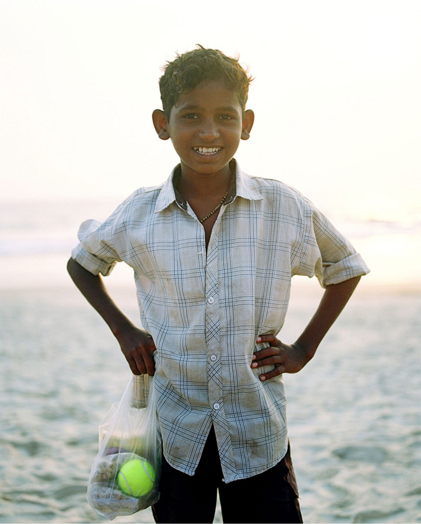 Goa portrait